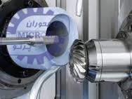 دستگاه CNC سنگ زنی چرخدنده های مخروطی مارپیچ